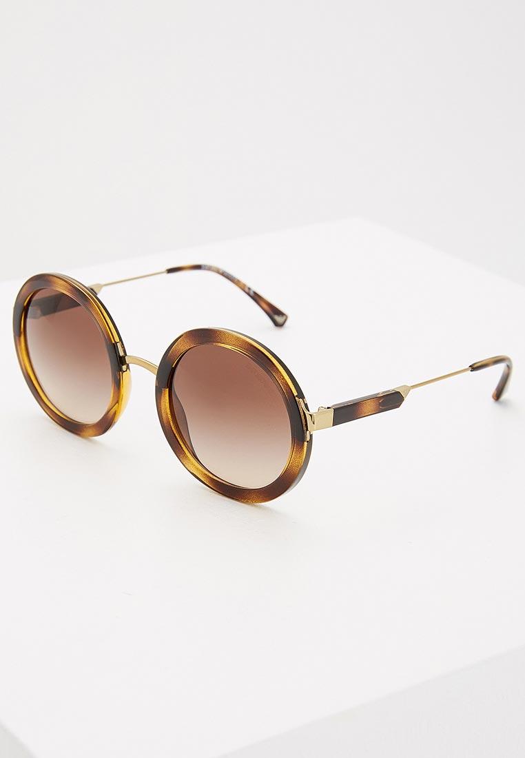 Женские солнцезащитные очки Emporio Armani 0EA4106