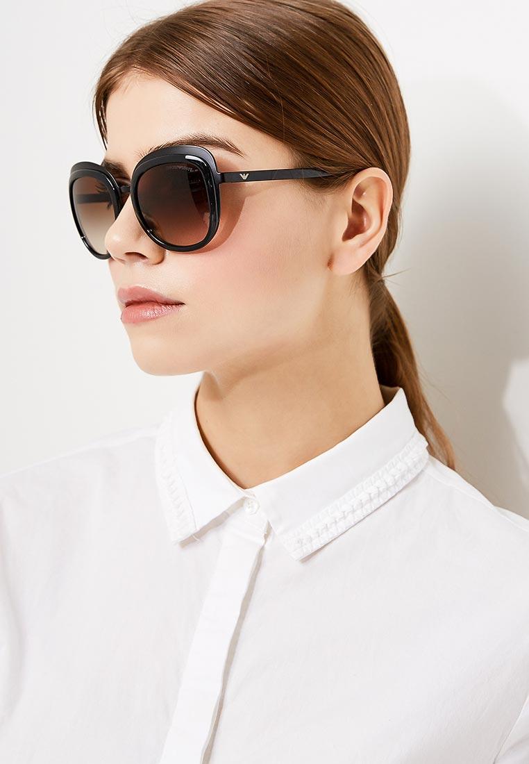 Женские солнцезащитные очки Emporio Armani 0EA2058