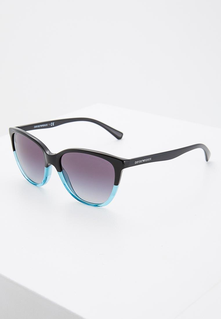 Женские солнцезащитные очки Emporio Armani 0EA4110