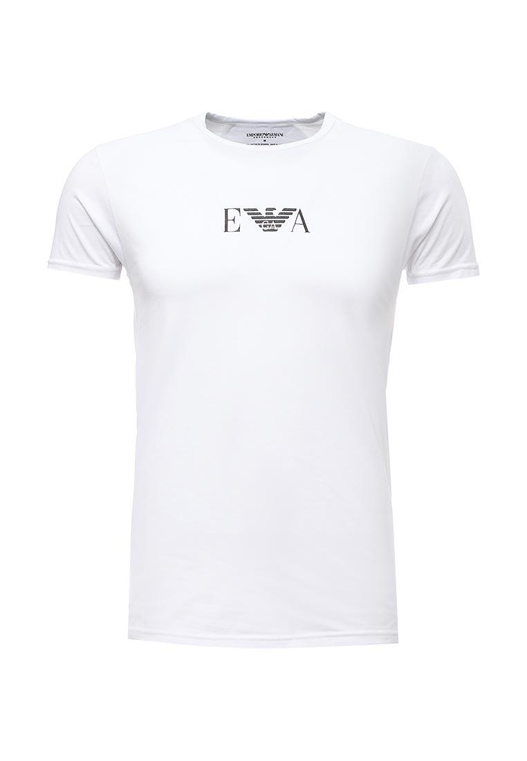 Домашняя футболка Emporio Armani 111267 CC715