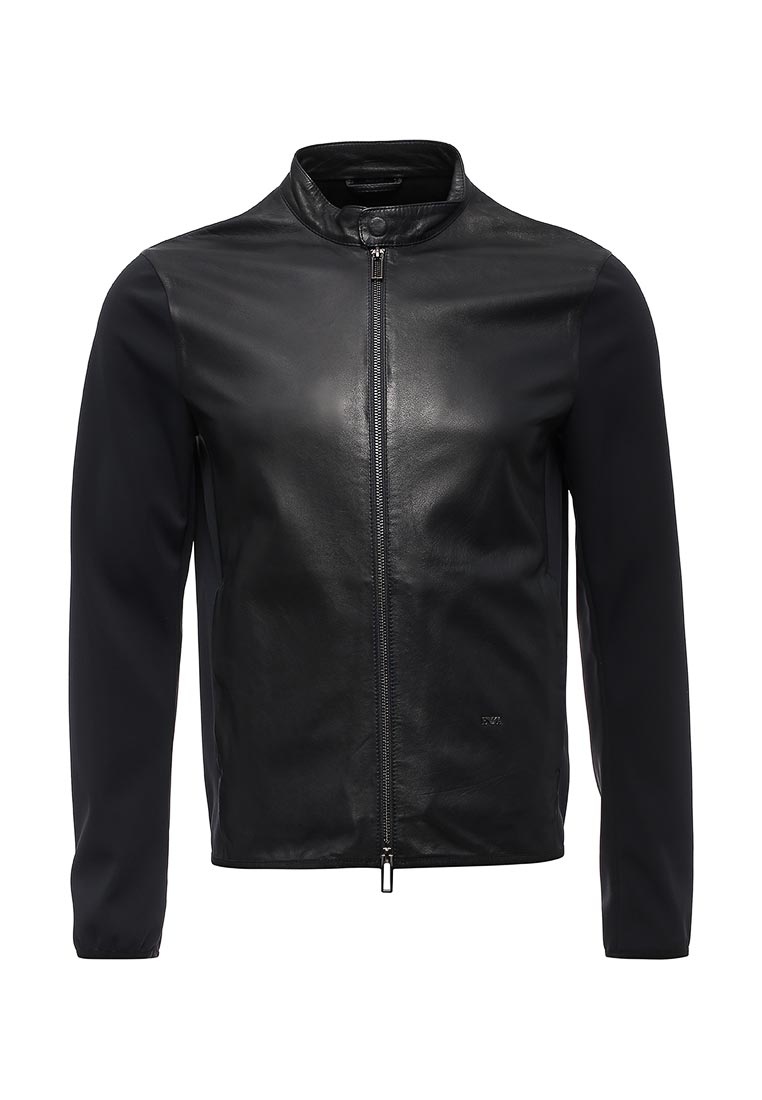 Кожаная куртка Emporio Armani 6Y1BB7 1LANZ