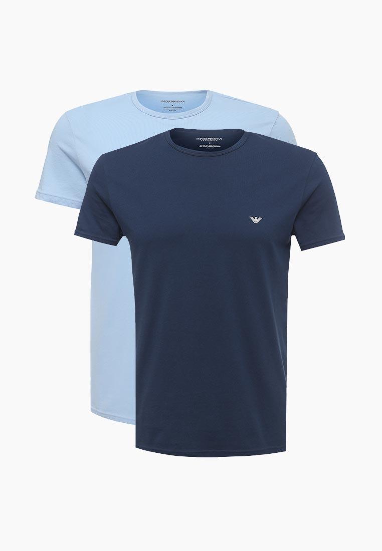 Домашняя футболка Emporio Armani 111267 8p722