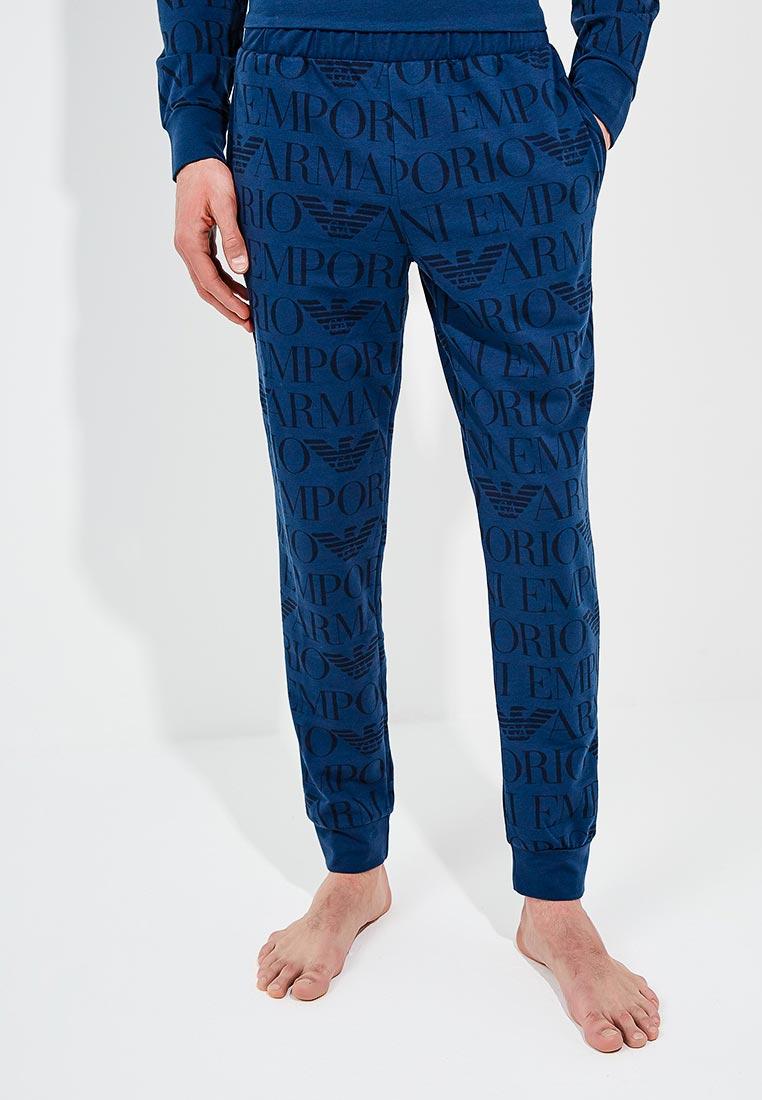 Мужские домашние брюки Emporio Armani 111690 8p566