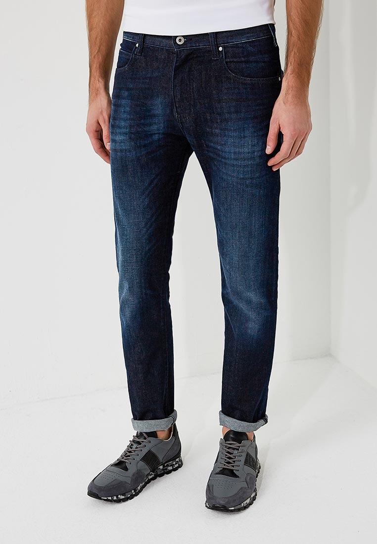 Мужские прямые джинсы Emporio Armani 3Z1J45 1D14Z