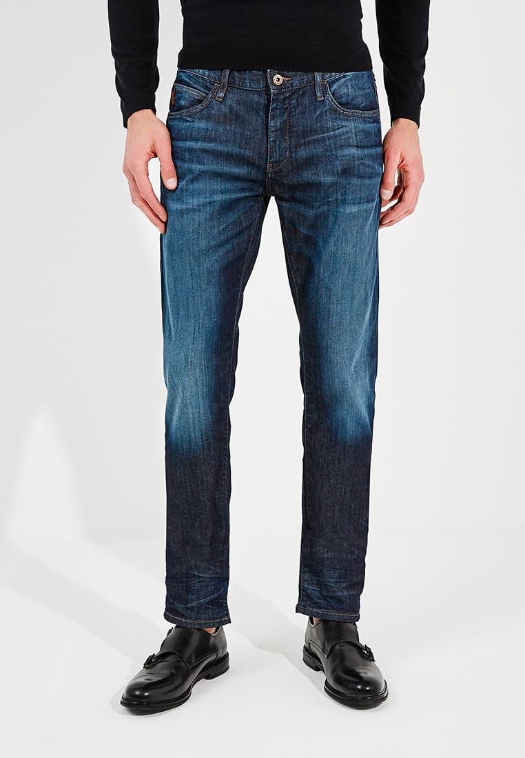 Мужские прямые джинсы Emporio Armani 3Z1J10 1D10Z