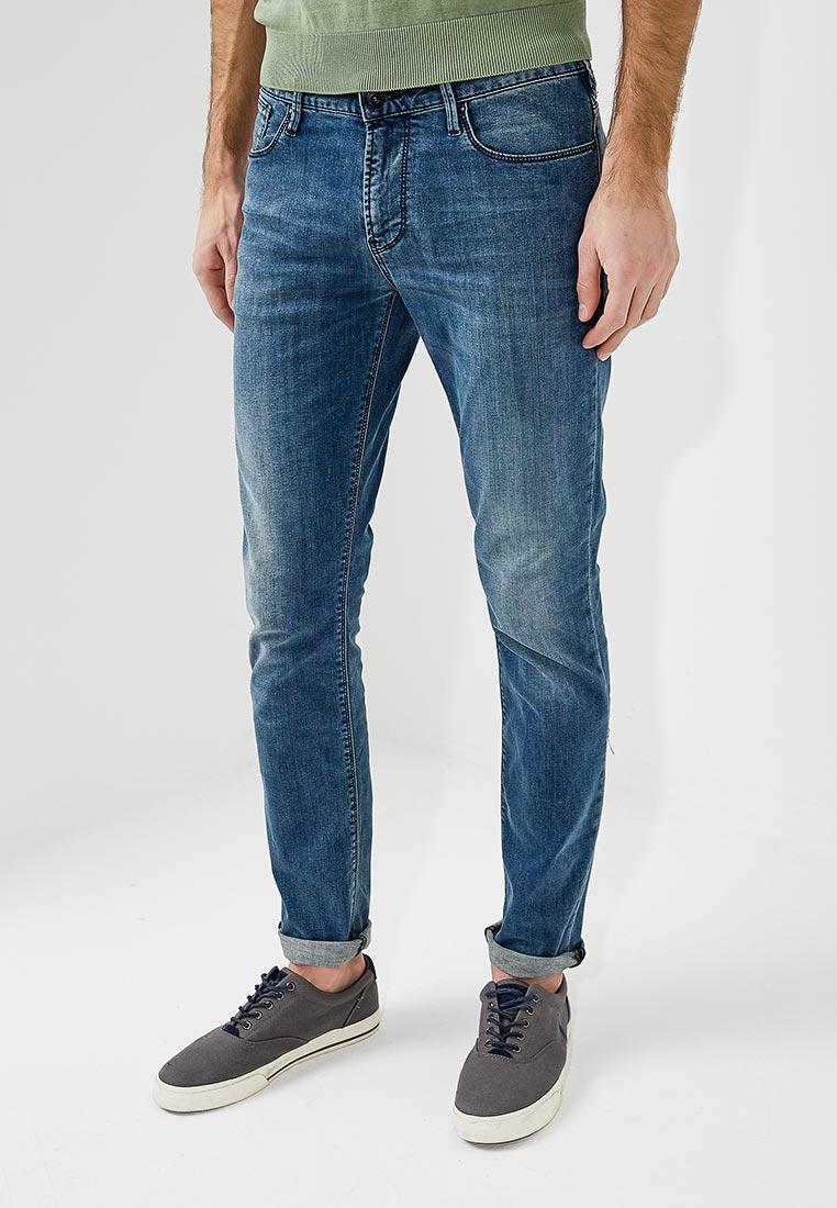 Зауженные джинсы Emporio Armani 3Z1J06 1D19Z