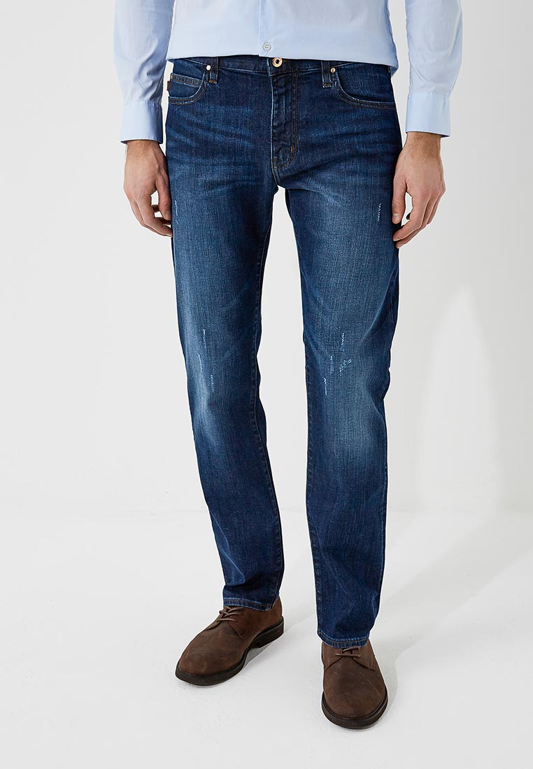 Зауженные джинсы Emporio Armani 3Z1J45 1D53Z