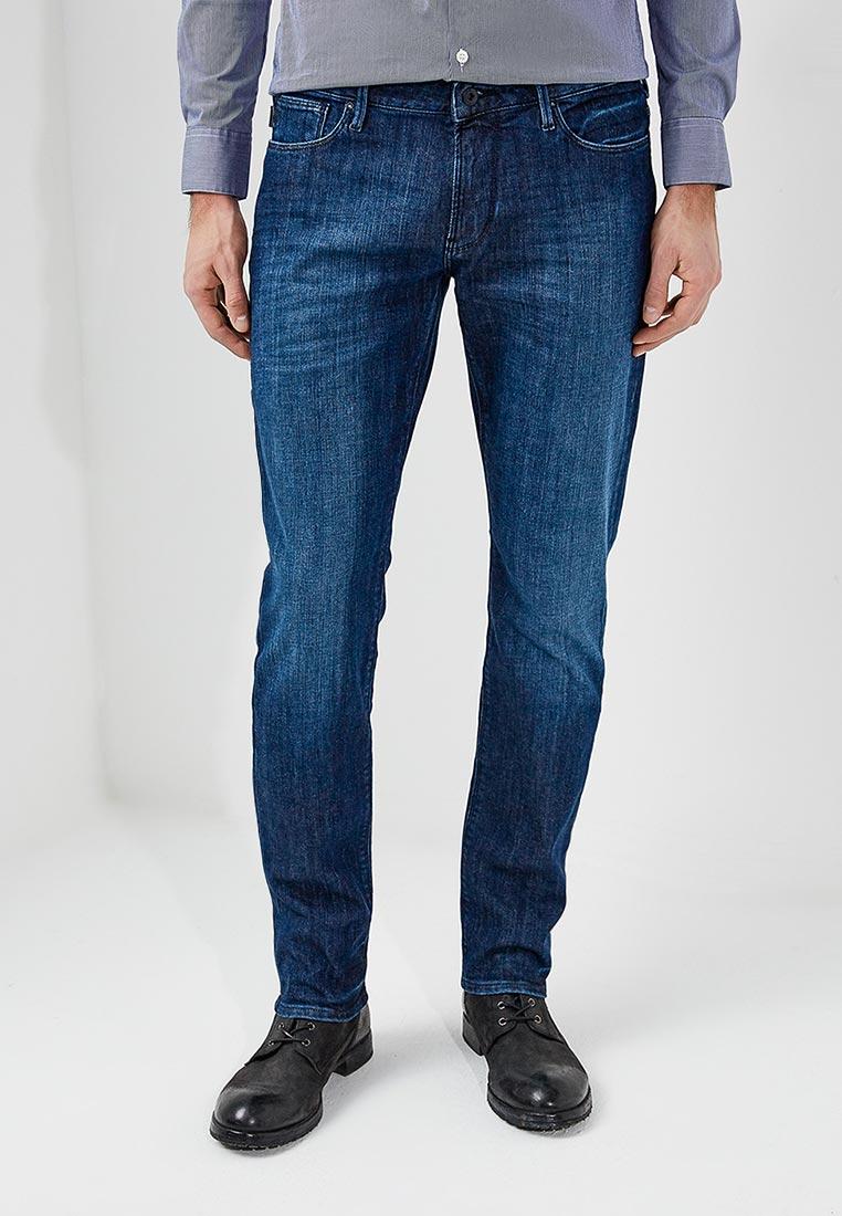 Зауженные джинсы Emporio Armani 3Z1J06 1D57Z