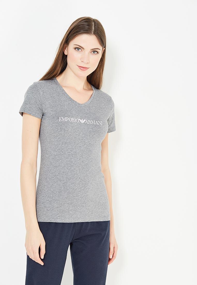 Домашняя футболка Emporio Armani 163321 7A317