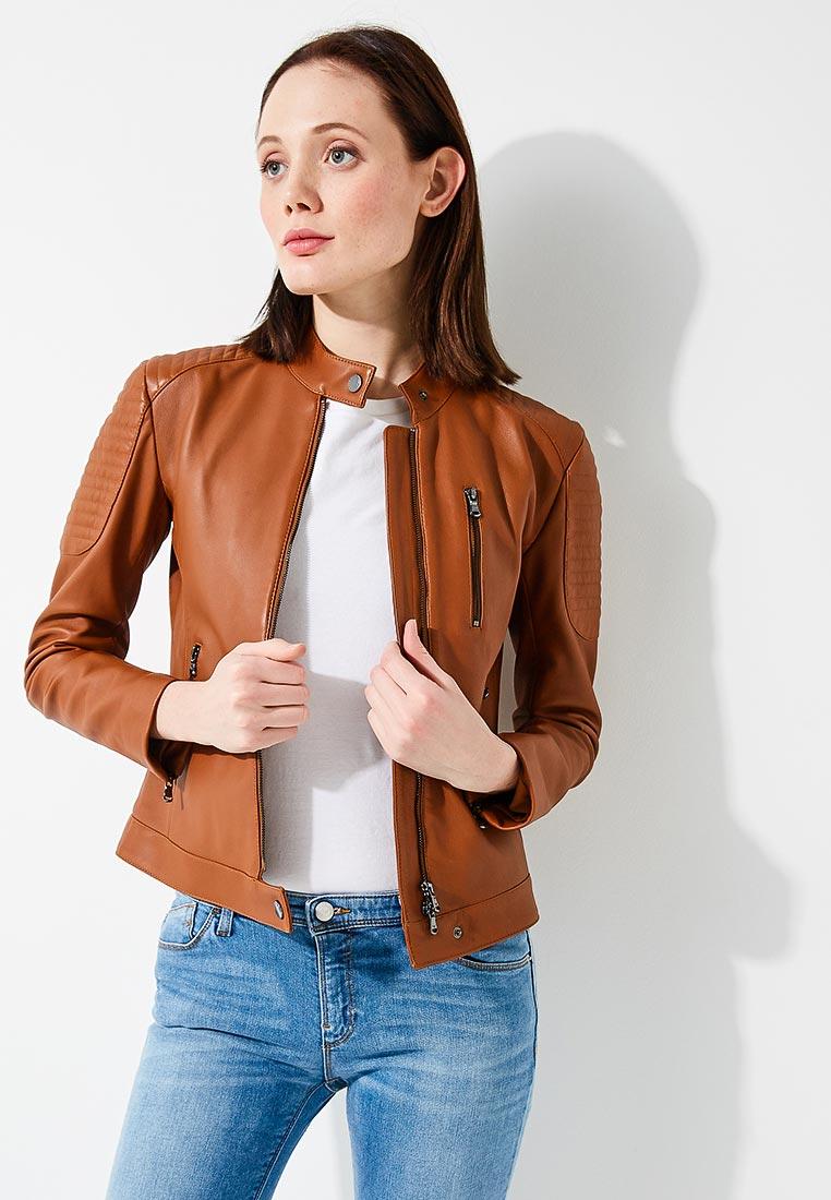 Кожаная куртка Emporio Armani WNB62P WFP12