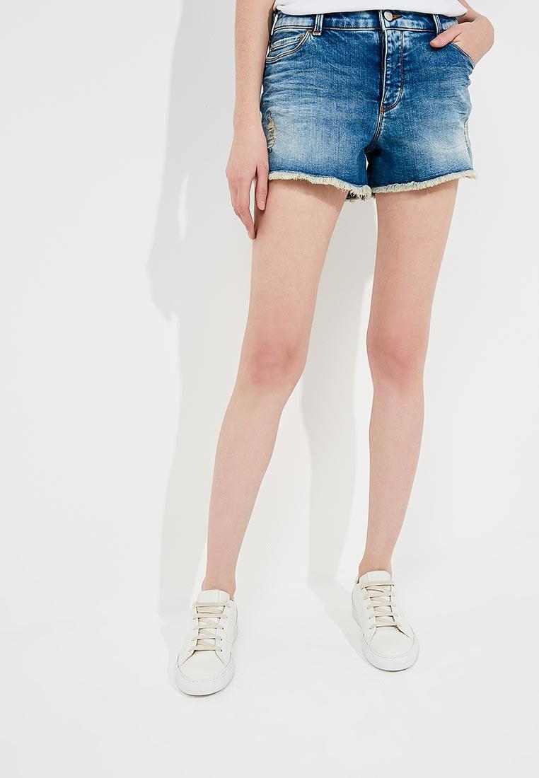 Женские джинсовые шорты Emporio Armani 3Z2J35 2D97Z