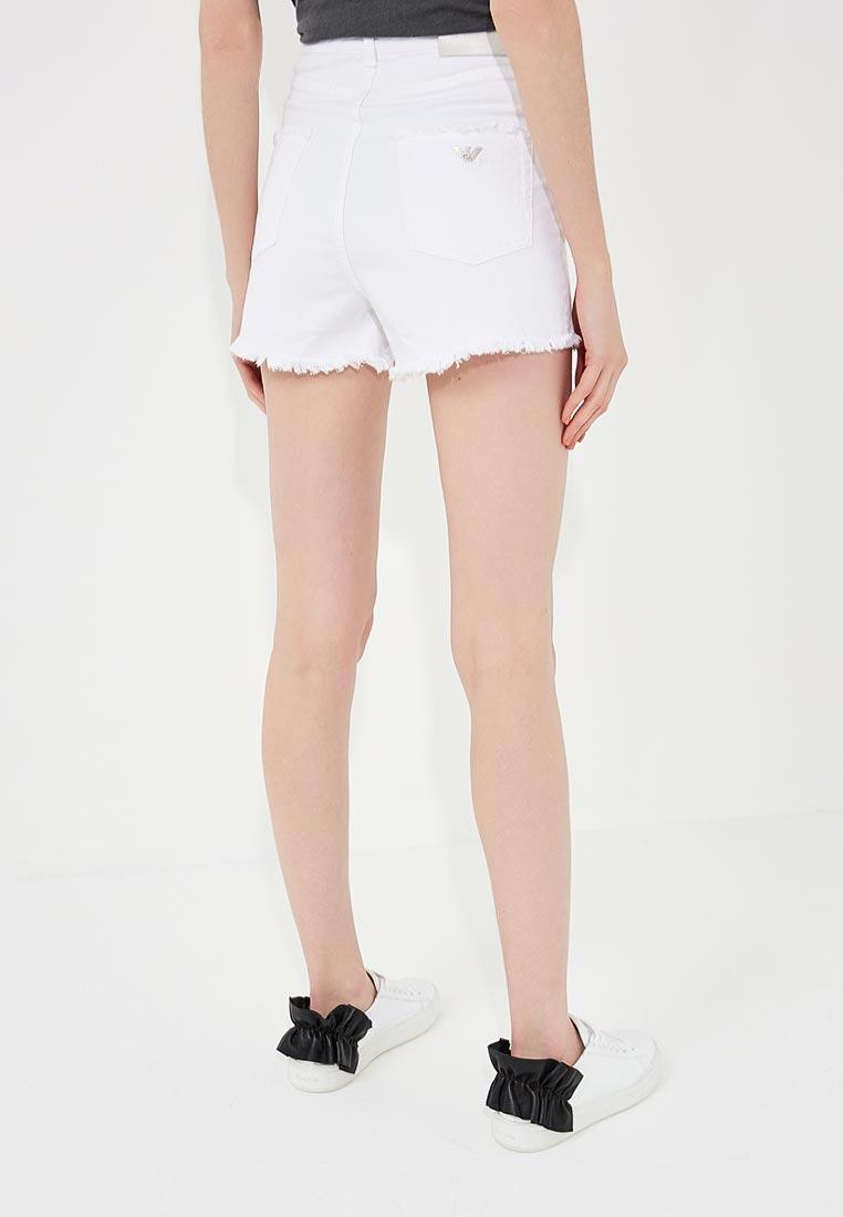 Женские джинсовые шорты Emporio Armani 3Z2J32 2N22Z