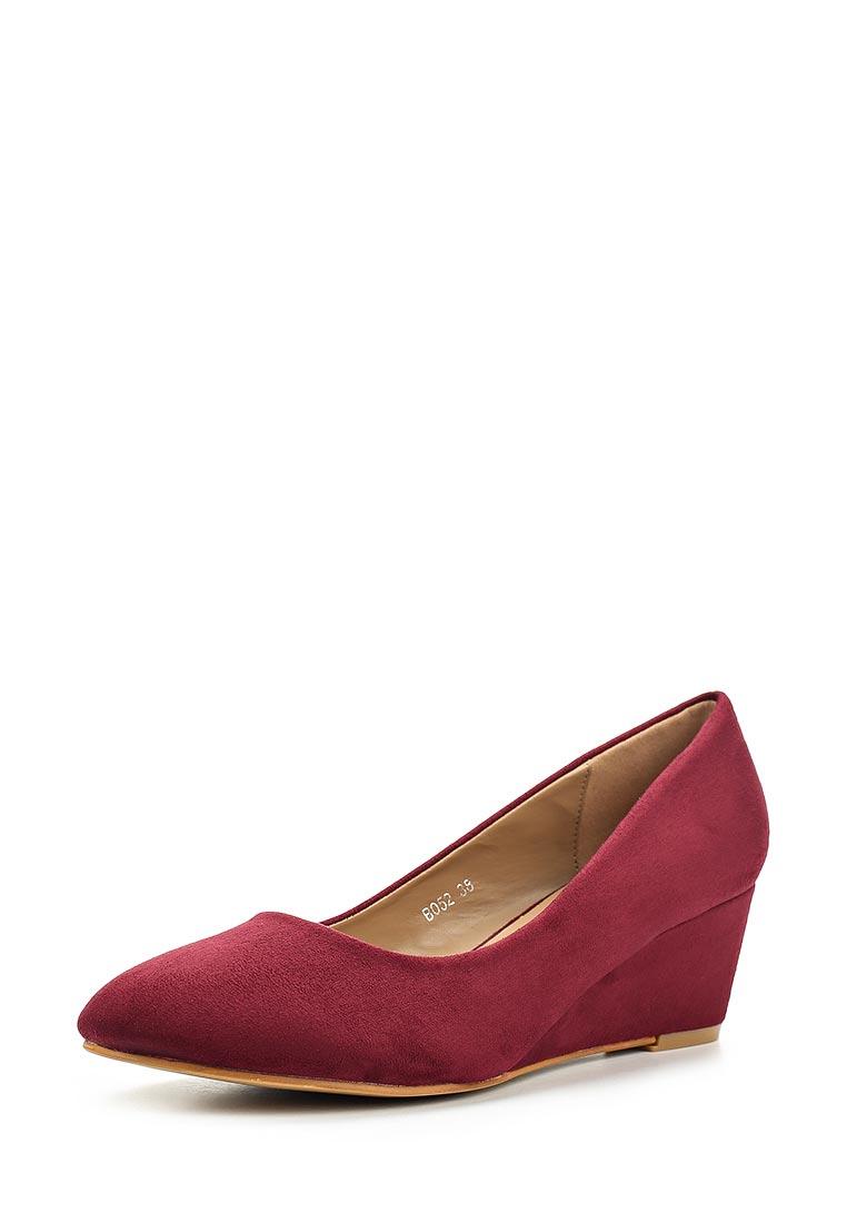 Туфли на плоской подошве Encor B052