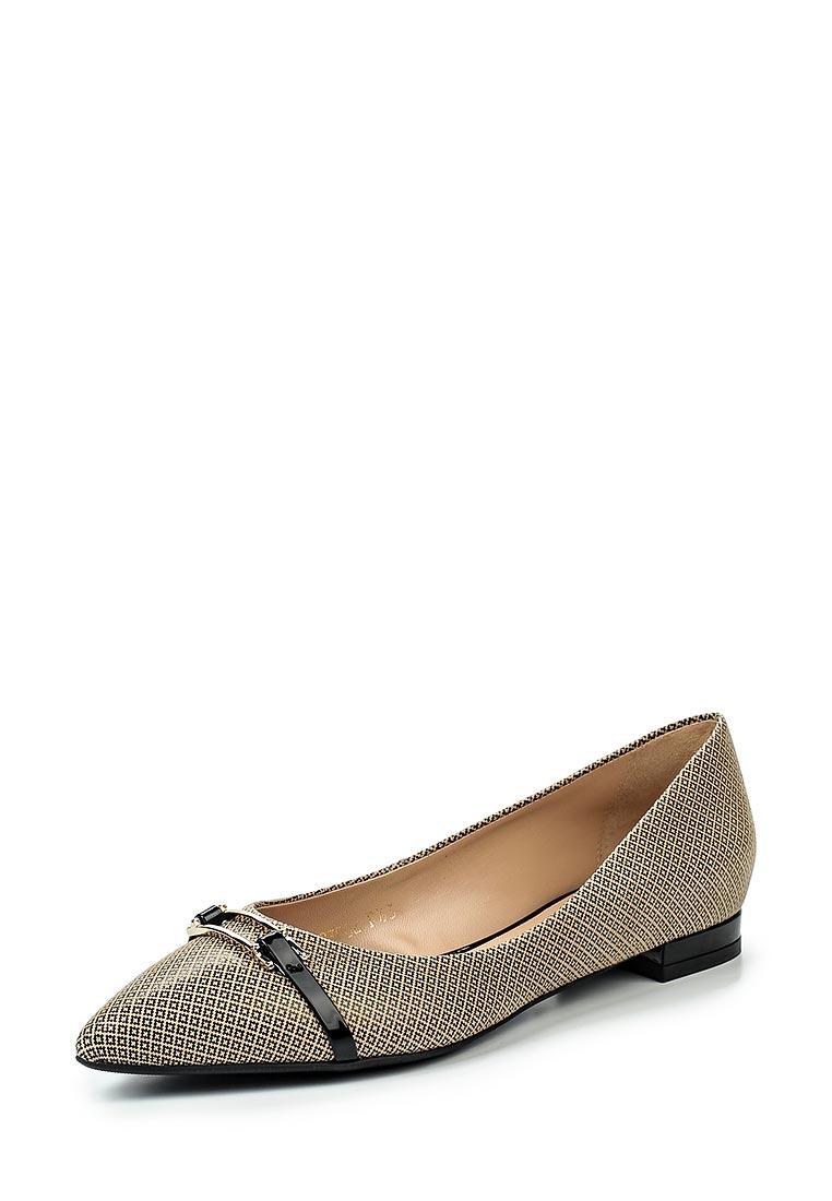 Туфли на плоской подошве Conhpol-Bis 3002S/1553/27