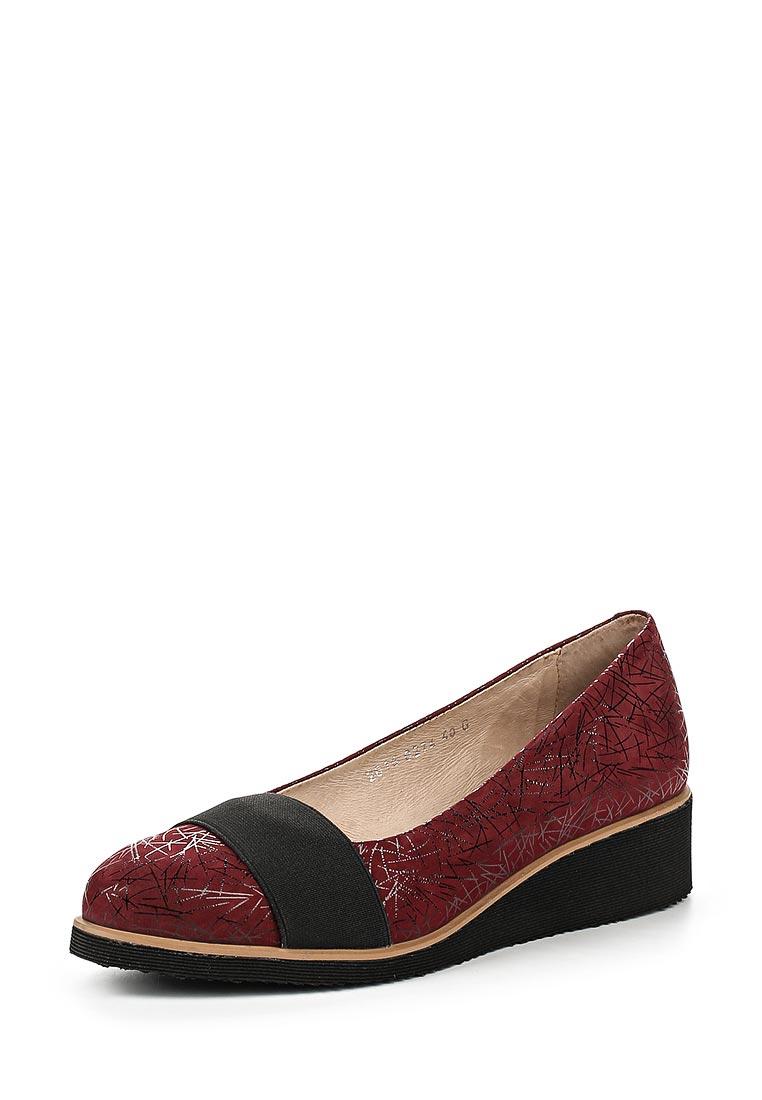 Туфли на плоской подошве Simen 274