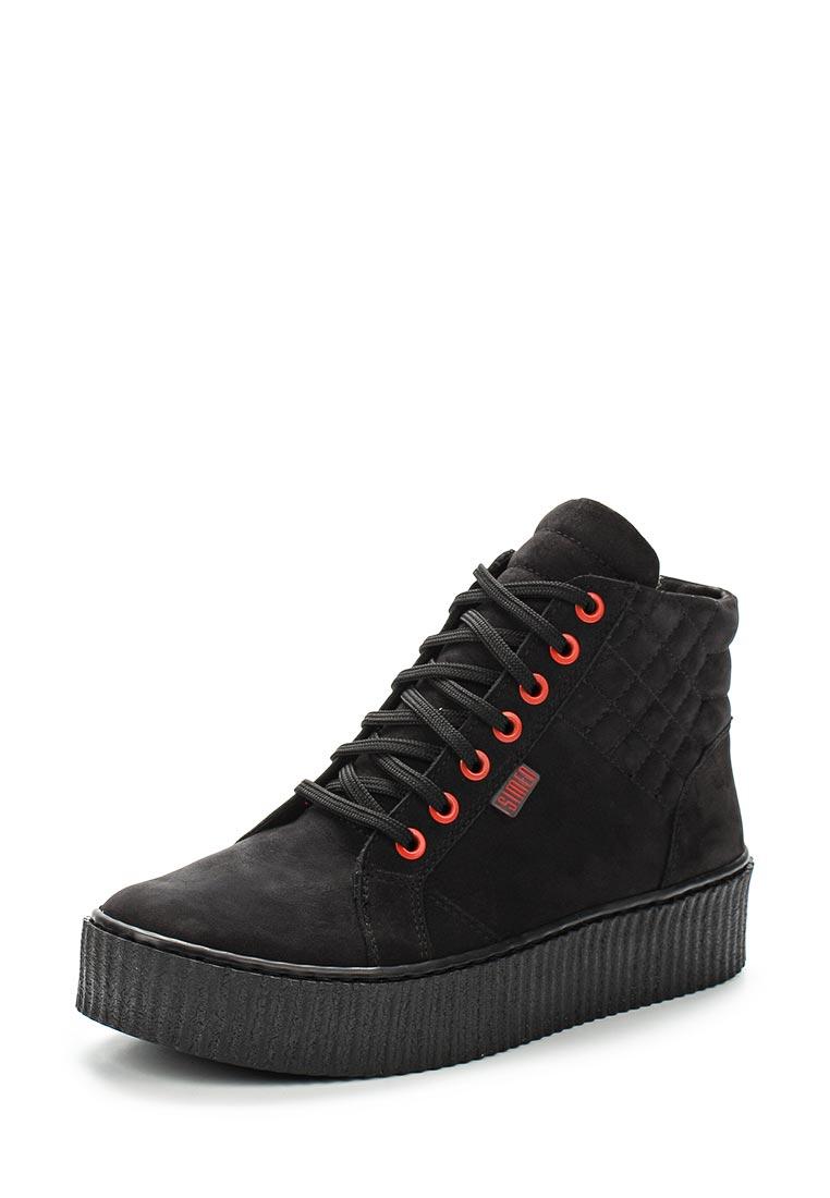 Женские ботинки Simen 9504