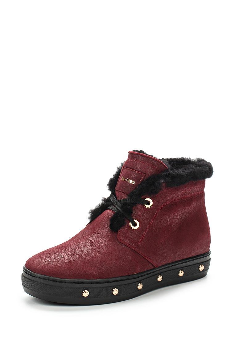 Женские ботинки Simen 9722