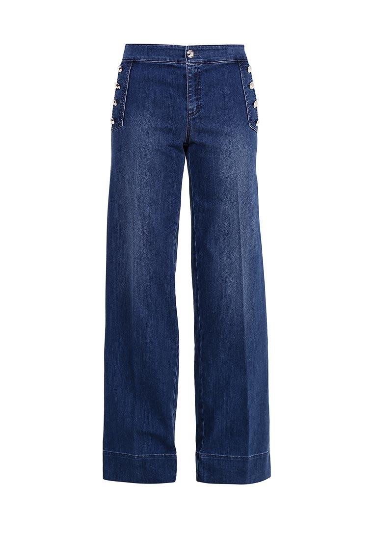 Широкие и расклешенные джинсы Escada Sport 5021970