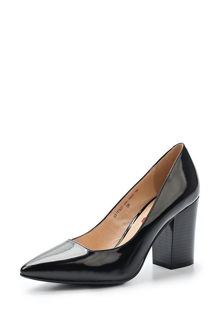 Женские туфли Evita EV17527-03-1KDK-18