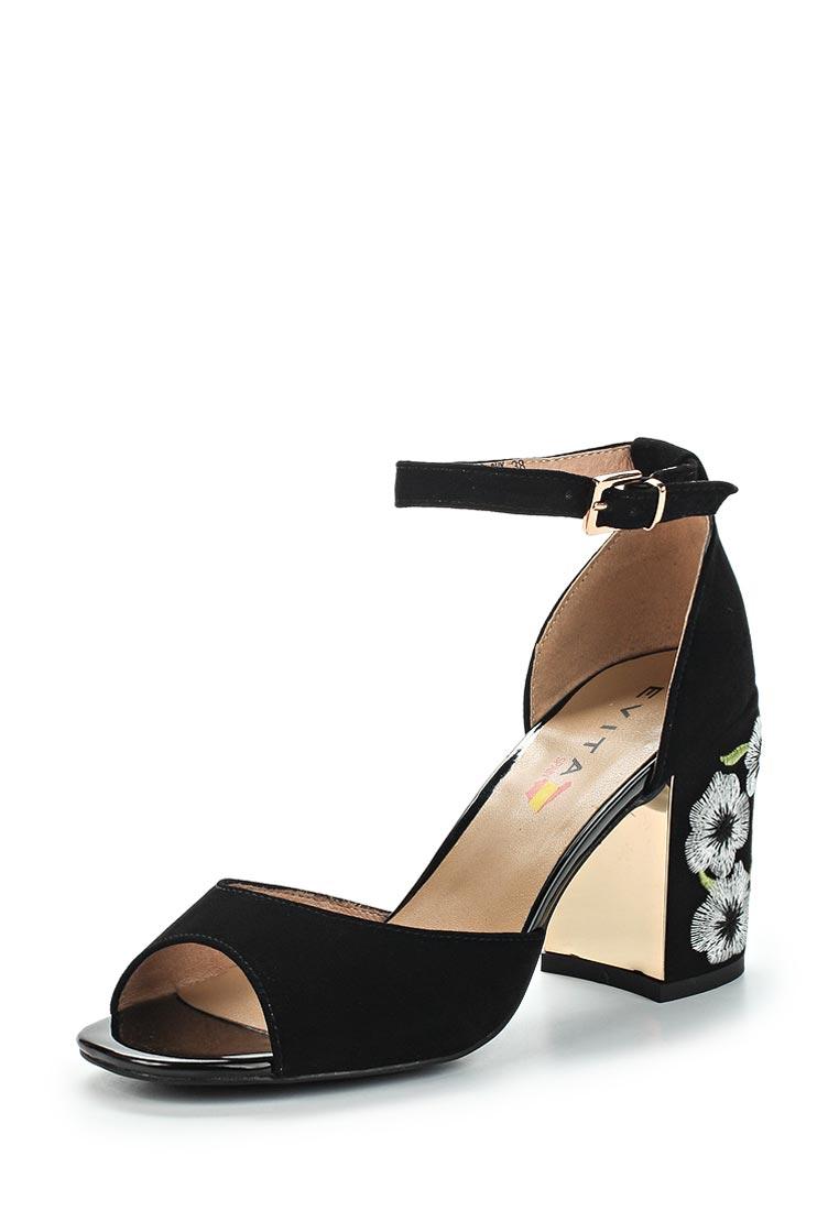 Женские туфли Evita EV17625B-03-1VK
