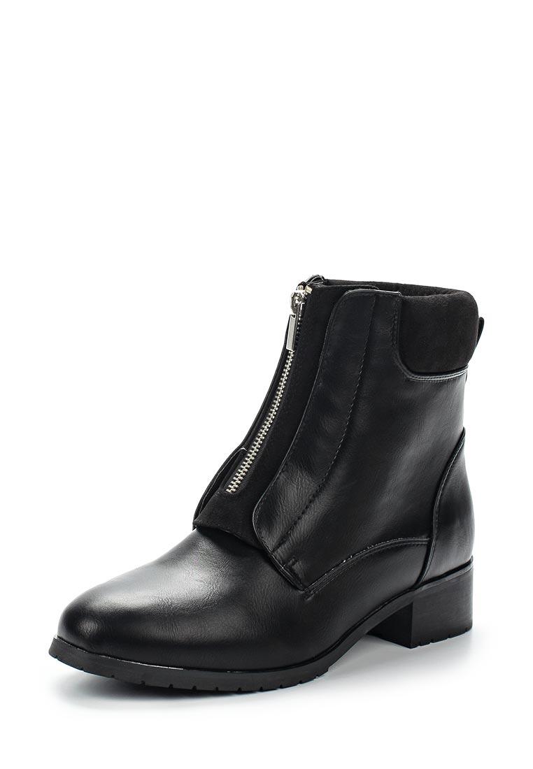 Женские ботинки Evans 20A21ZBLK