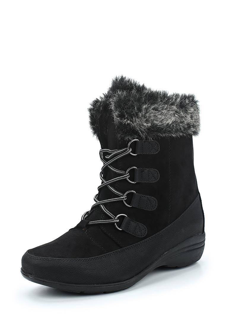 Женские ботинки Evans 20A01ZBLK