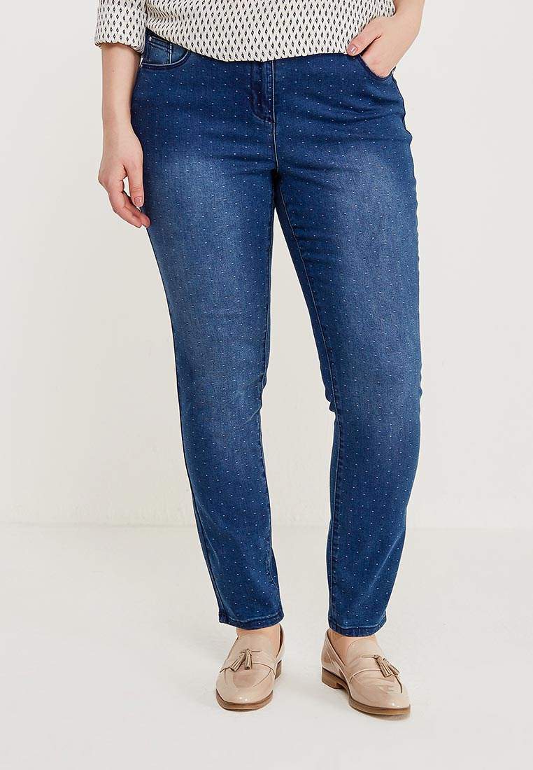 Зауженные джинсы Evans 34R04ADNM