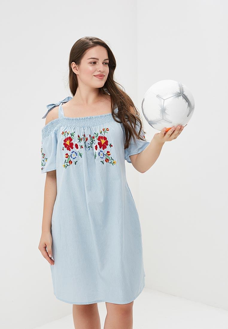 Платье-мини Evans 04C05ABLE