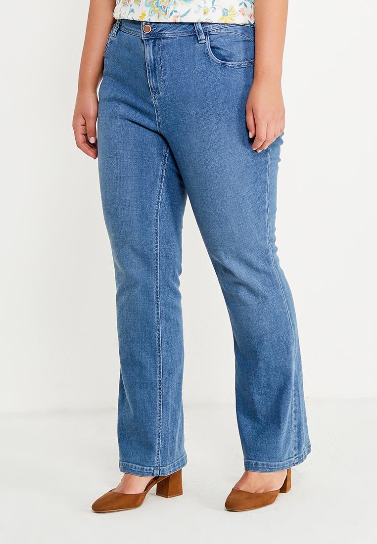 Широкие и расклешенные джинсы Evans 34R82ZDNM