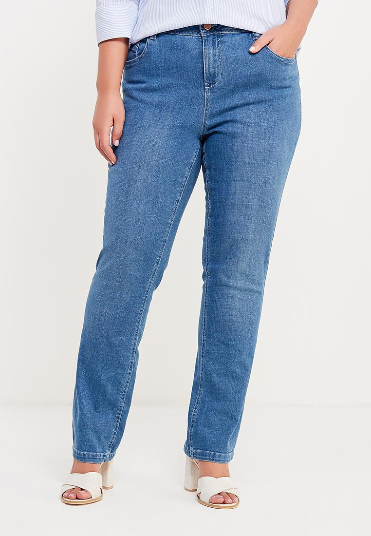 Прямые джинсы Evans 34R83ZDNM