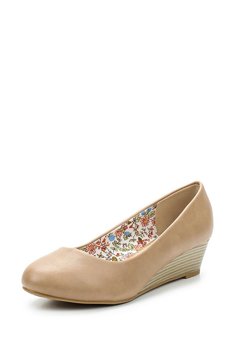 Женские туфли Exquily XC54