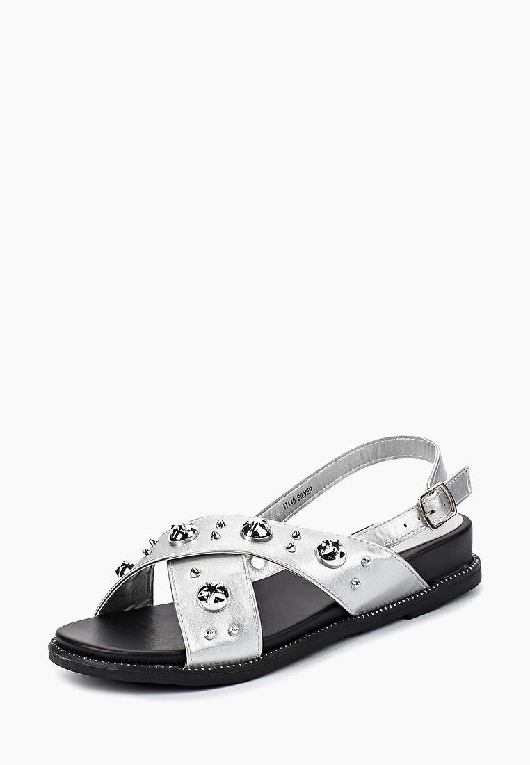 Женские сандалии Exquily MT140