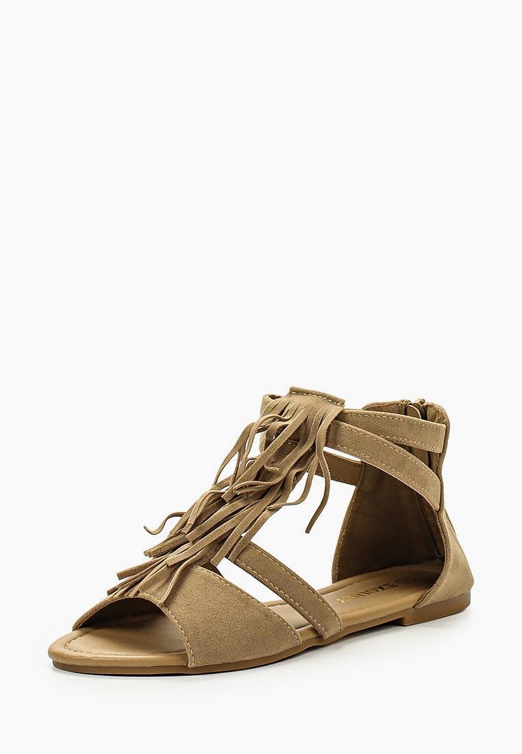 Женские сандалии Exquily MT125