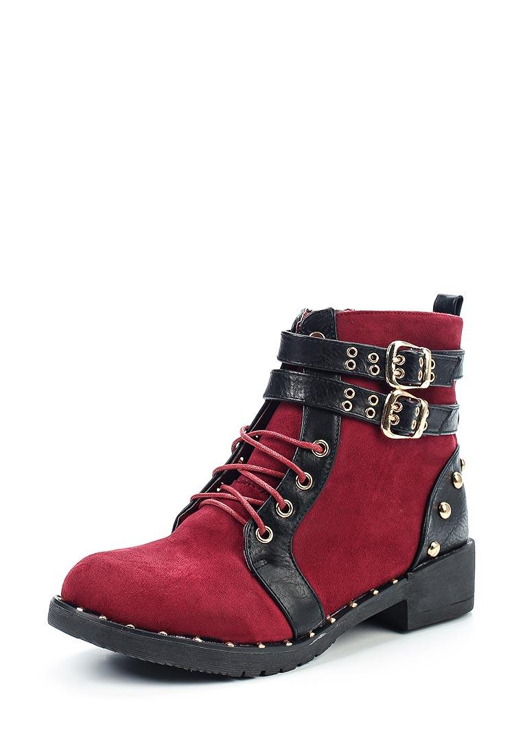 Женские ботинки Exquily LB559