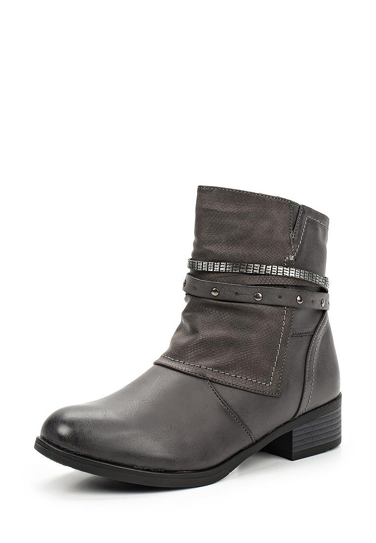 Женские ботинки Exquily JM98