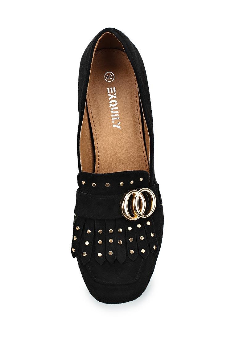 Женские туфли Exquily LB550: изображение 4