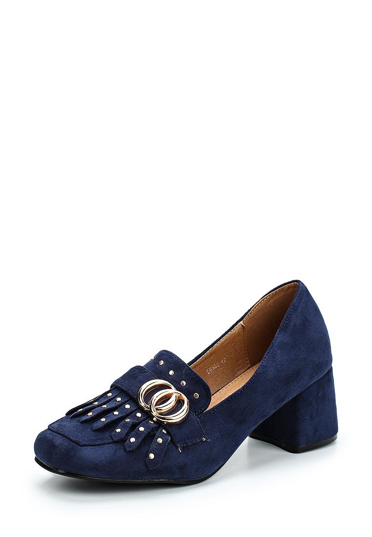 Женские туфли Exquily LB550