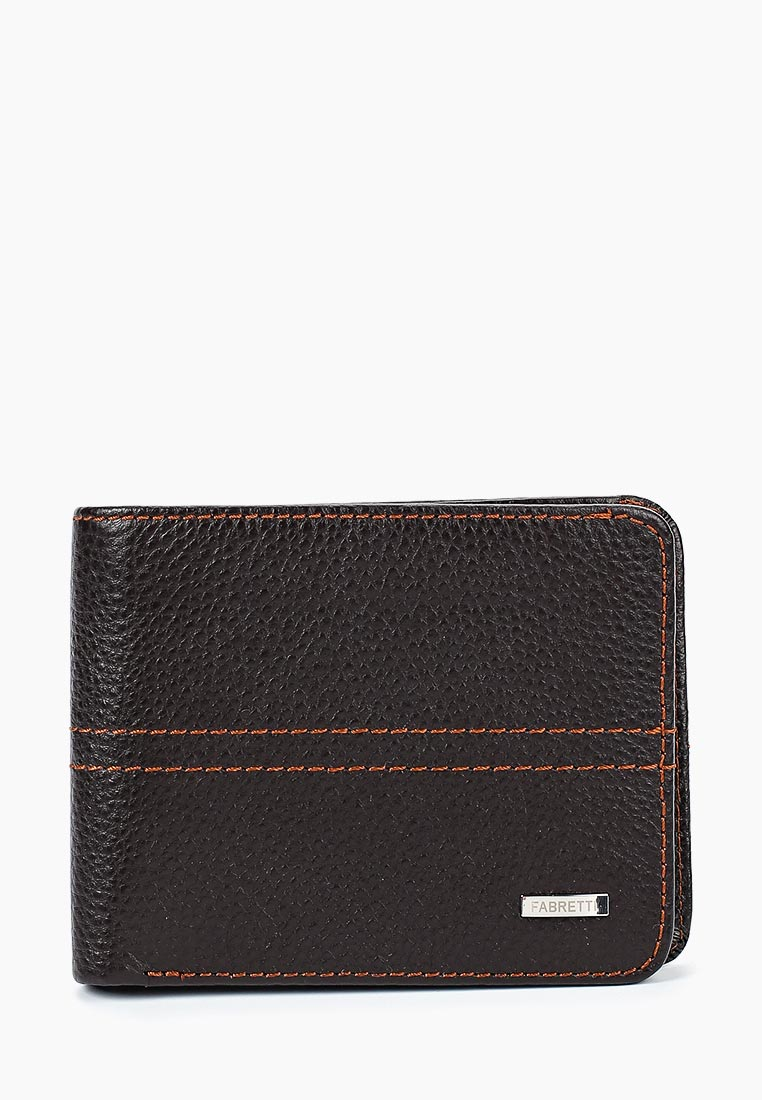 Кошелек Fabretti XN-QB0303-brown D
