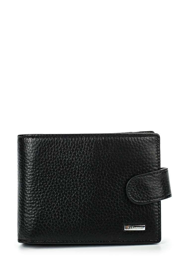 Кошелек Fabretti 34511/1-black