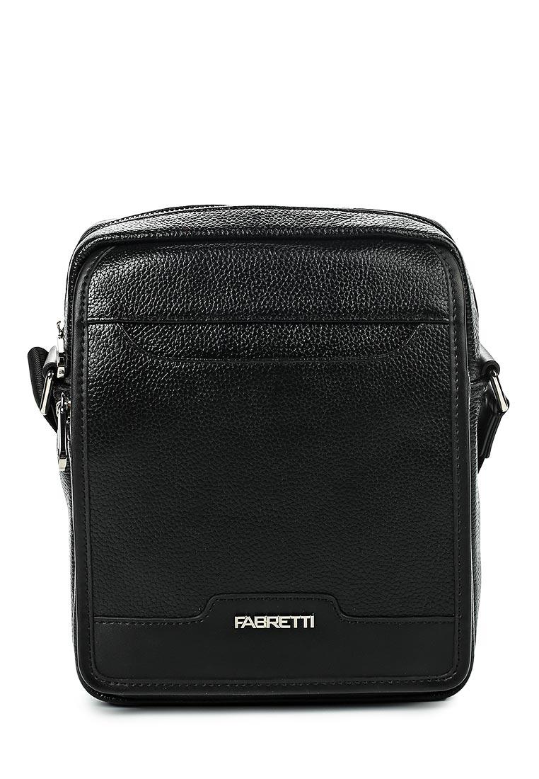 Сумка Fabretti LRB251-black