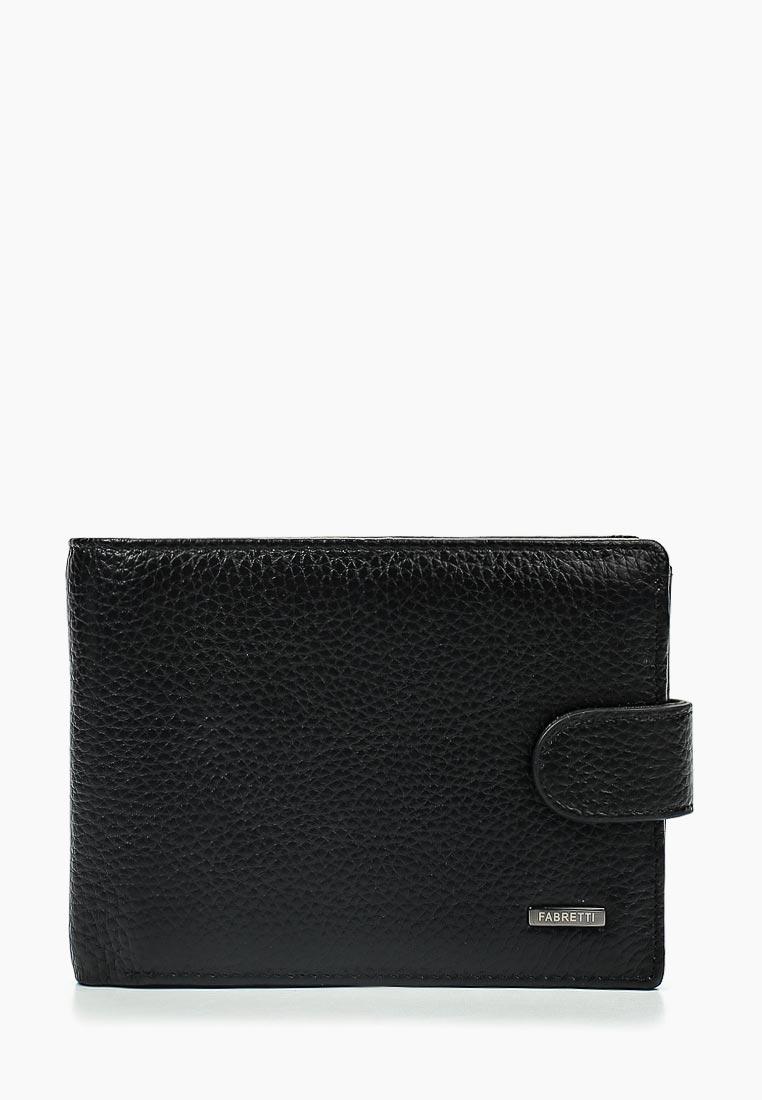 Кошелек Fabretti 37022/1-black: изображение 1