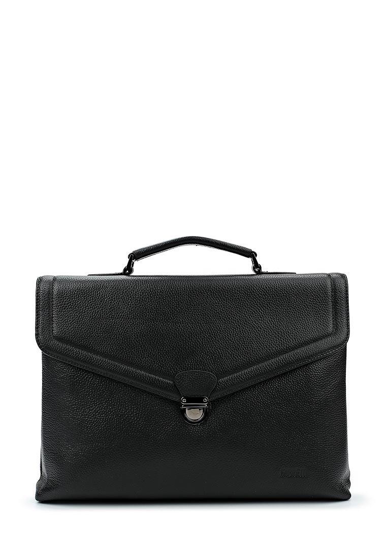 Портфель Fabretti QJB055-black