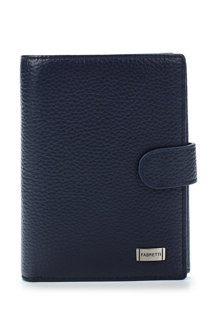 Кошелек Fabretti 54006/1-blue