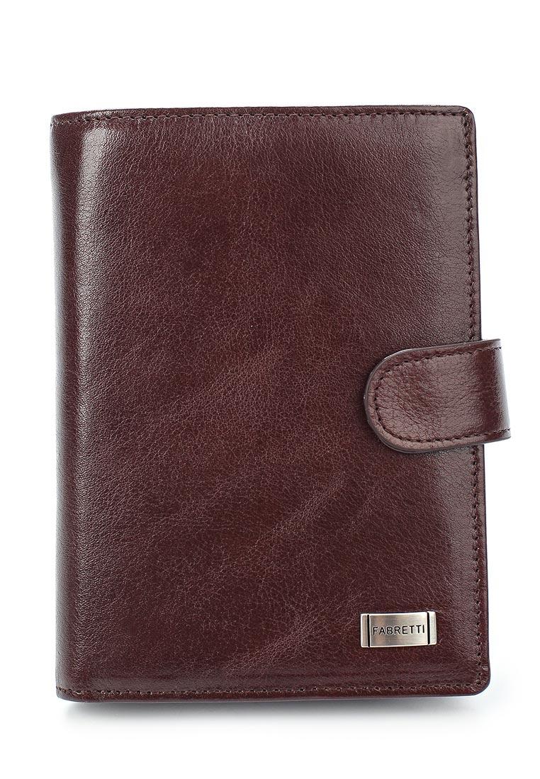 Кошелек Fabretti 54006/1-brown