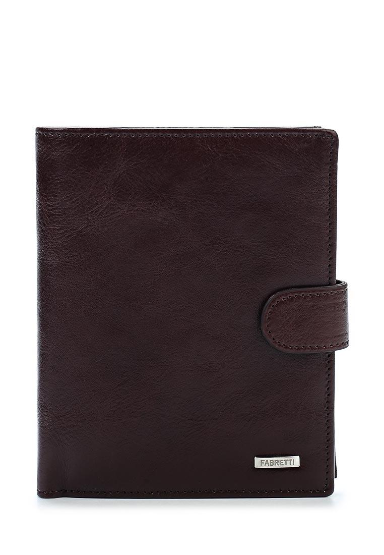 Кошелек Fabretti 54030-brown