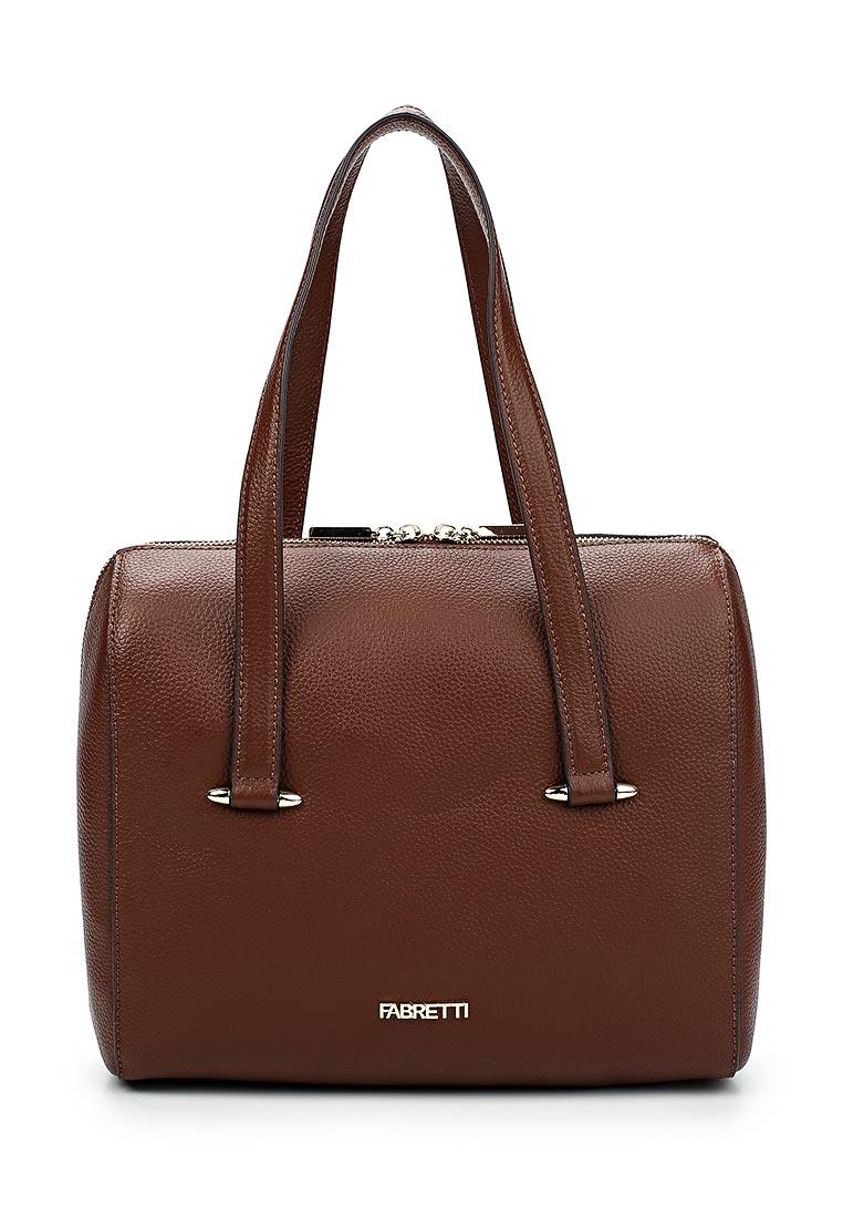 Сумка Fabretti S1386-A-brown