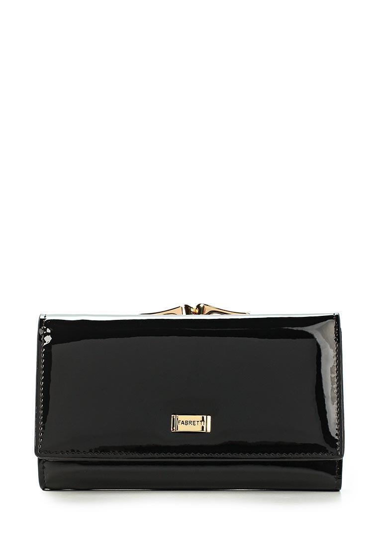 Кошелек Fabretti 55020-black L