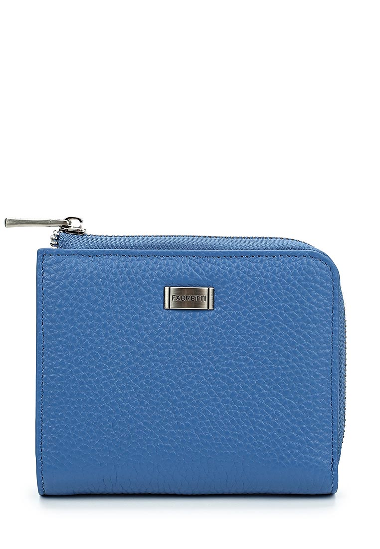Кошелек Fabretti FA006-blue D