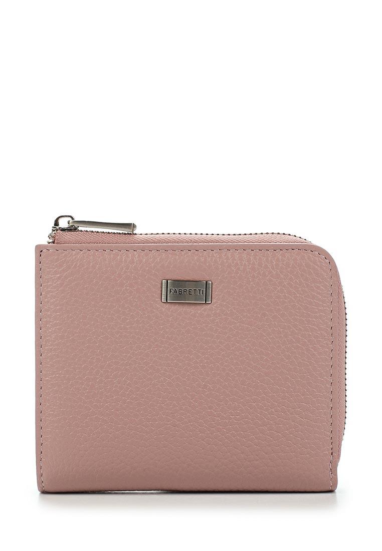 Кошелек Fabretti FA006-pink D