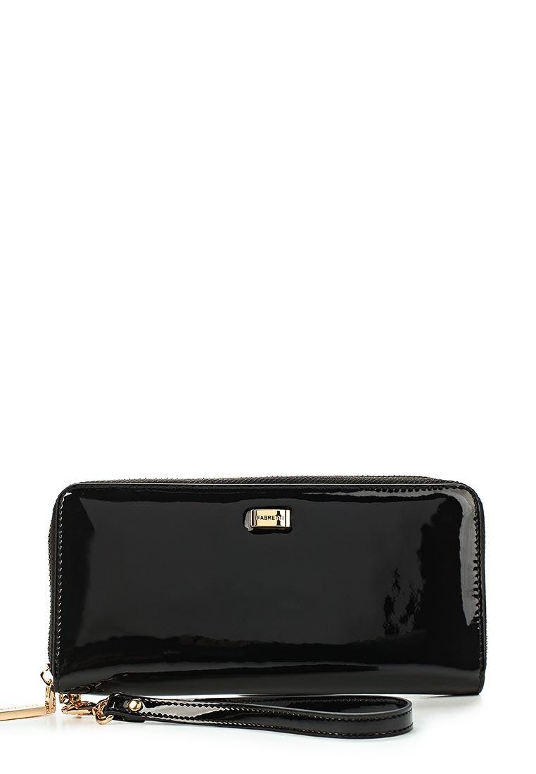 Кошелек Fabretti 77006-black L